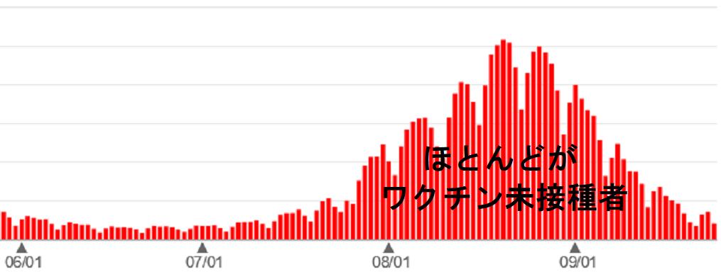 文字を書き込んだグラフ
